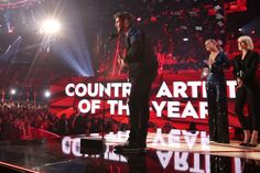 2017 iHeartRadio Music Awards: Country Winners List