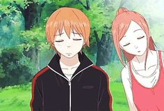 Otani and Risa | Lovely Complex