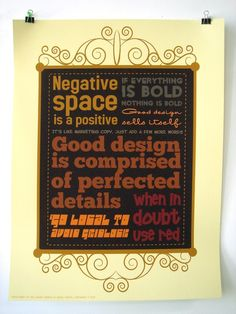 graphic design one-liners