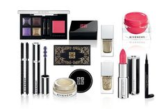 Givenchy introduced a new limited edition collection Extravagancia in Asia and Middle East earlier this month. The highlights of this release will be a new palette, Noir Couture Volume liner and mascara in black or deep purple, blush in a gel formula, two nail polishes in sparkling shades, Rose Extravagant and Poupre Inoui lipsticks and Read More »