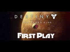 First Play - DESTINY (PART 2) - YouTube