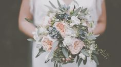 Rosie's bouquet from last year.  Image @meliameliaphotography