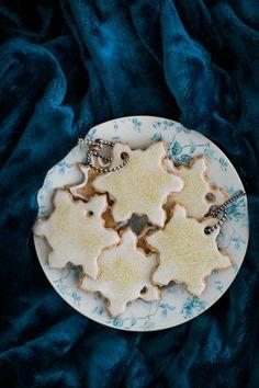 Spelt Decorated Cookies