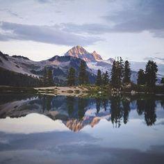 Elfin Lakes, Garibaldi Provincial Park, east of Squamish, British Columbia, Canada.