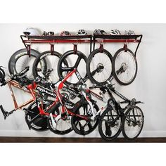 VeloGrip Home Vertical Bike Storage Rack | Bike Rack Shops