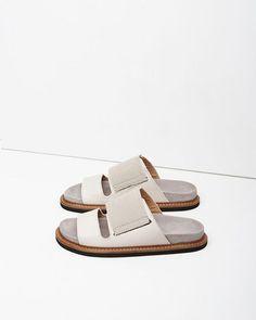Maison Martin Margiela Line 22 | Two+Strap+Sandal | La Garçonne