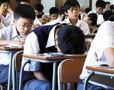La sociedad de Corea del Sur coloca demasiada presión sobre los estudiantes, y se hace necesario un cambio de su sistema educativo.