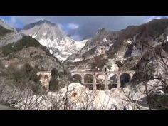 Drive Cave Marmo di Carrara - YouTube