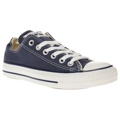 50a3e76f9c26af Kids Blue Converse All Star Ox Trainers at Soletrader - From the ever  popular Converse All