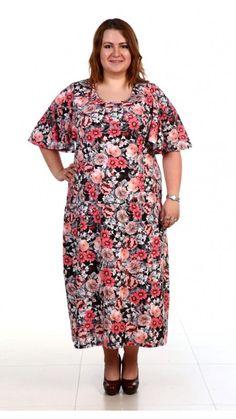 Платья большого размер 68-70