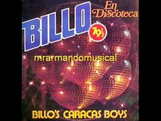 BILLO'S 79 1/2 EN DISCOTECA.- DISCO COMPLETO.- - YouTube Thing 1, Youtube, Discos, Caracas, Songs, Youtubers, Youtube Movies
