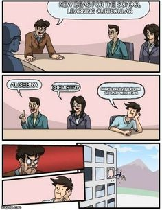 Boardroom Meeting Suggestion - http://wittybugs.com/boardroom-meeting-suggestion-14/