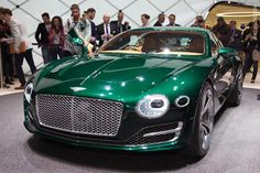 Bentley EXP10