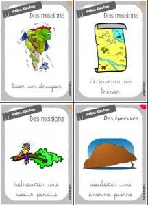 Tarot des contes Ateliers écriture cycle 3 Teaching French, Teaching Writing, Cycle 3, Kids Learning, Literacy, Preschool, Reading, Recherche Google, Montessori