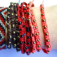 """Ketzali Jewelry - Ketzali """"Xubal Hanmade Triple Wrap Bracelet"""""""