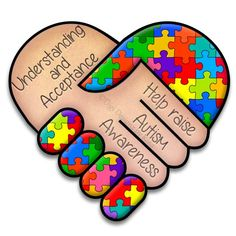 April is Autism Awareness Month.  Awareness will actually lead to acceptance, patience and understanding so please feel free to use and share as you wish.