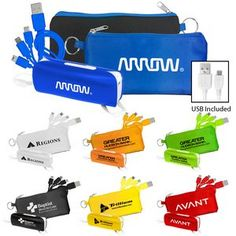 #PowerBank & #Cord #Set #Promotional #Appreciation #Gift #Client #Employee #Event #PartyFavor