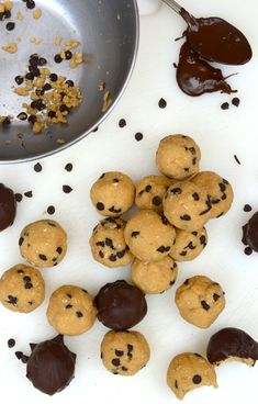 Unprocessed Chocolate Chip Cookie Recipe