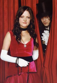 Meg White & Jack White. I hope there is a reunion concert of The White Stripes and I get to be there.