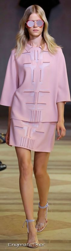 Carolina Herrera Spring Summer 2016 Ready-to-Wear