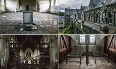 St Joseph's. A Catholic seminary school abandoned in the 90s following an allegation of sexual abuse from a pupil.
