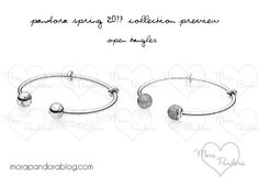 Pandora News Round-Up for May 2017 Pandora Open Bangle, Pandora Bracelets, Pandora Jewelry, Pearl Jewelry, Pandora Charms, Jewelry Rings, Pandora Spring 2017, Mora Pandora