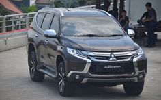 Ini Wujud Mitsubishi All New Pajero Sport untuk Pasar Indonesia