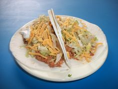 Slow Cooker Chicken Tacos | 5DollarDinners.com