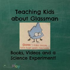 Social Thinking at Home: Glassman by Encourage Play