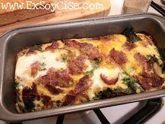 Basic egg casserole recipe