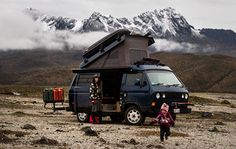Lloyd's Blog: Around the World in a Volkswagen Westfalia VW Camper van