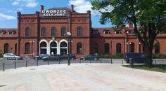 dworzec główny - #skierniewice