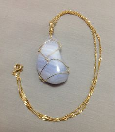 Hey, I found this really awesome Etsy listing at https://www.etsy.com/il-en/listing/178916323/natural-blue-lace-agate-pendant-14k-gold