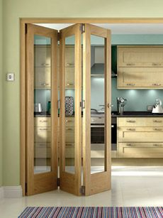 Internal Folding Sliding Doors