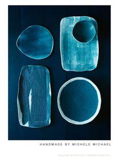 Wow. Elephant Ceramics by Michele Michael.