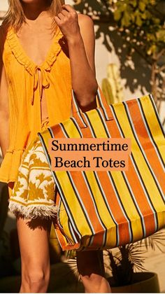 Summer Outfits Women, Summer Girls, Fashion Catalogue, Signature Look, Bold Stripes, Outerwear Women, Tote Purse, Dress Me Up, Refashion