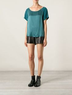 Pop Cph Loose Fit T-shirt - Johann The Concept Store - Farfetch.com