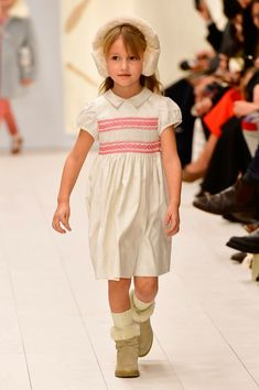 See all of the pieces in the Bonpoint Collection Kids Winter Fashion, Kids Fashion, Fashion Show, Cute Little Girls, Madame, Kids Wear, Put On, Flower Girl Dresses, Wedding Dresses