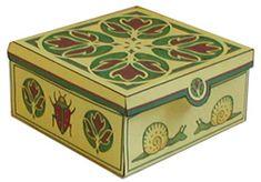 bug box, printable templates, snail box, printabl templat, treasure boxes, paper boxes, paper crafts, box templates, paper toys