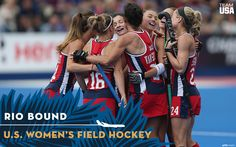 Experienced U.S. Olympic Women's Field Hockey Team Selected To Avenge London Performance In Rio