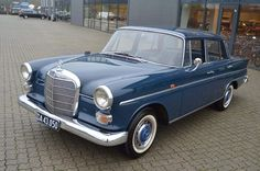 Mercedes 200 2,0   CC Cars.dk