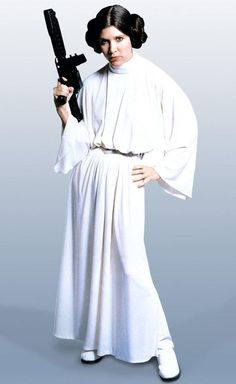 How To Make A Princess Leia Costume For Adults - 7 steps