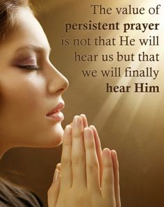 As we LET Jehovah guide our steps we find the answer to all our prayers
