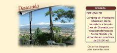 AND785 Granada.  Camping en venta. http://www.lancoisdoval.es/empresas-en-venta.html