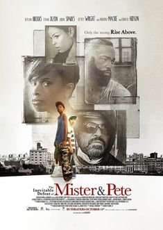 the inevitable defeat of mister and pete movie poster - Google Search