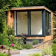 Small Garden Office Shed, Small Office, Backyard Studio, Garden Studio