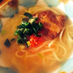 7.5 - 15件のもぐもぐ - ソーキそば by nanananna
