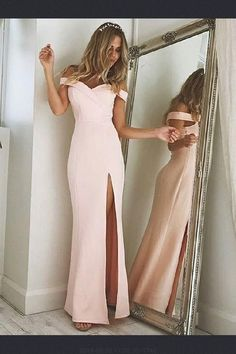 Prom Dresses 2019, Pink Prom Dress #Prom #Dresses #2019 #Pink #Dress #PromDresses2019 #PinkPromDress