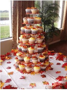 Image detail for -Fall Wedding Cakes - Photos, Tips and Ideas