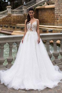Milla Nova Bridal 2017 Wedding Dresses / http://www.himisspuff.com/milla-nova-bridal-2017-wedding-dresses/7/